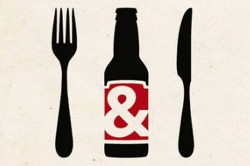 Beer Food Companion Fork