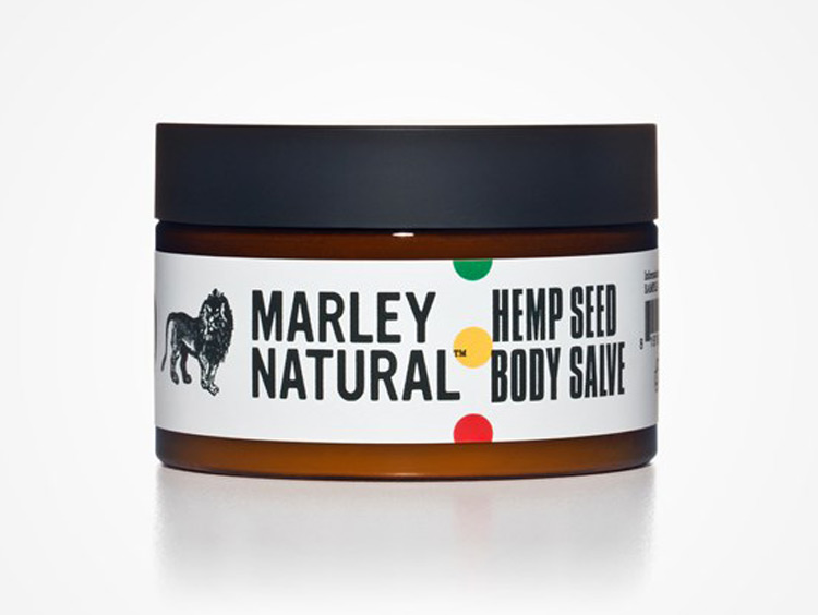 Bob Marley Hemp Seed Body Salve