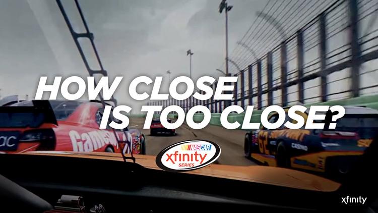 NASCAR Xfinity Virtual Reality