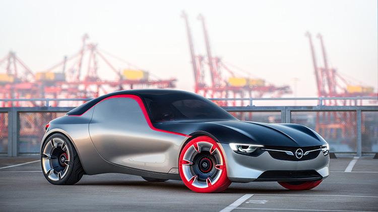 Opel Concept Car GT 2016