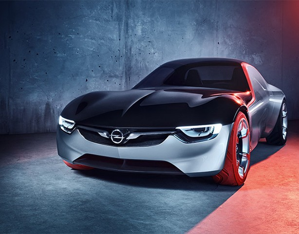 Opel Concept Cars GT Style