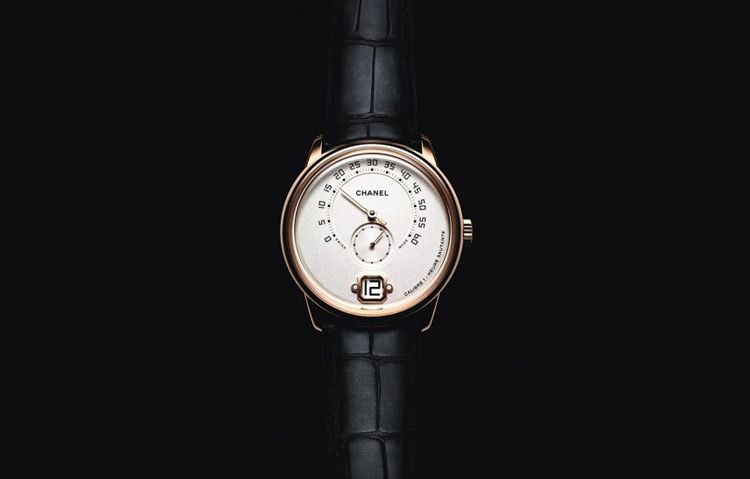 Chanel Monsieur De Chanel Men's Watch