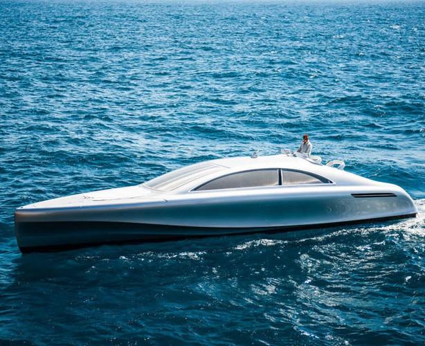 Mercedes Benz Arrow460 Granturismo Luxury Yacht