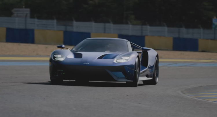 2016 Ford GT 5