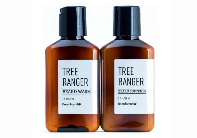 Beardbrand Tree Ranger Beard Wash