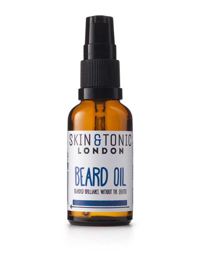 Skin And Tonic Beard Oil