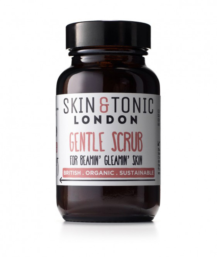 Skin And Tonic Gentle Scrub
