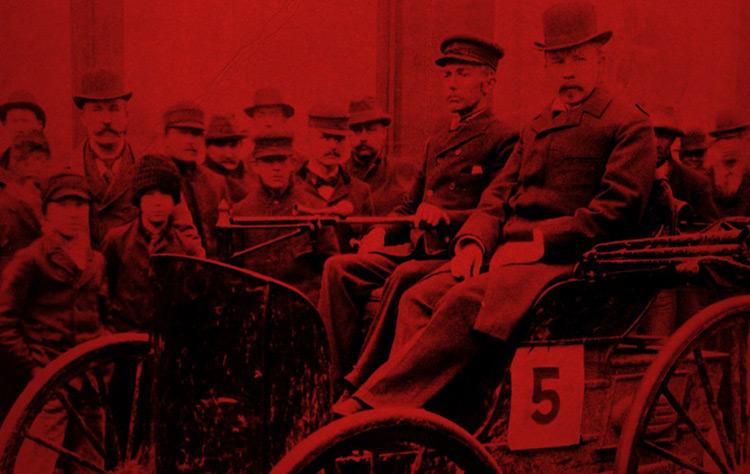 Team Valvoline 150 Years