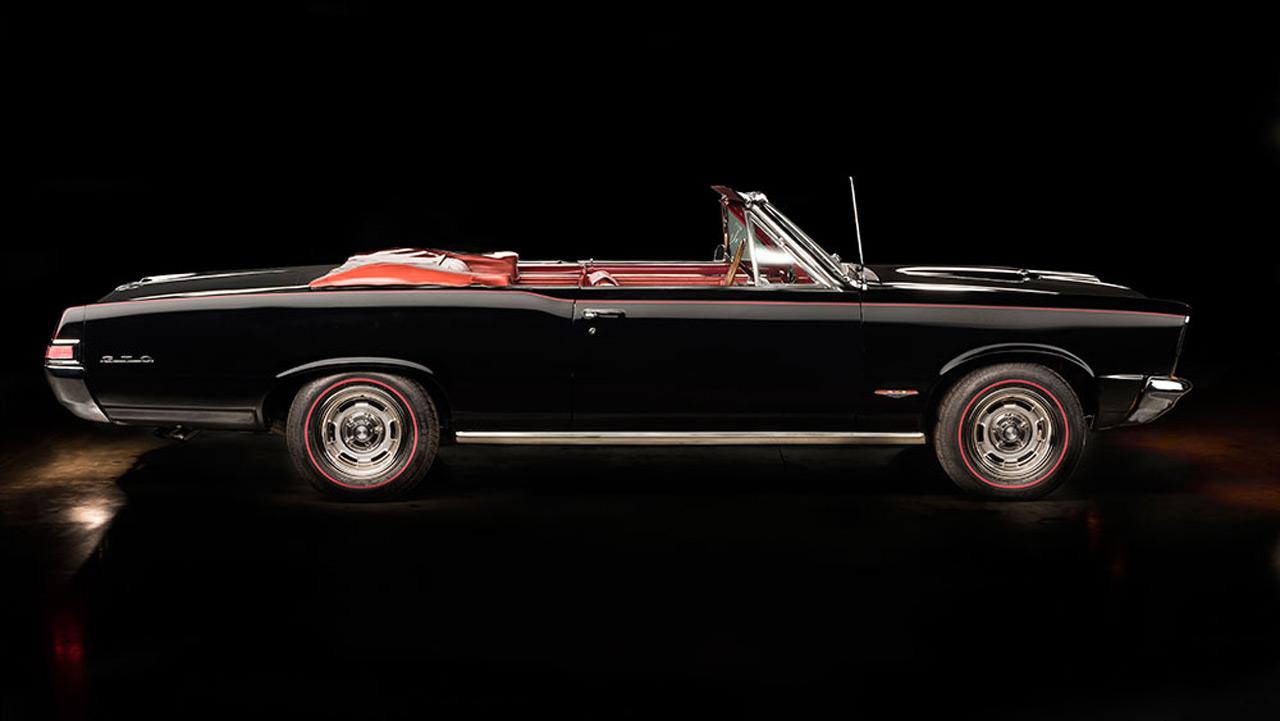 1965 Pontiac GTO Rare Muscle Cars