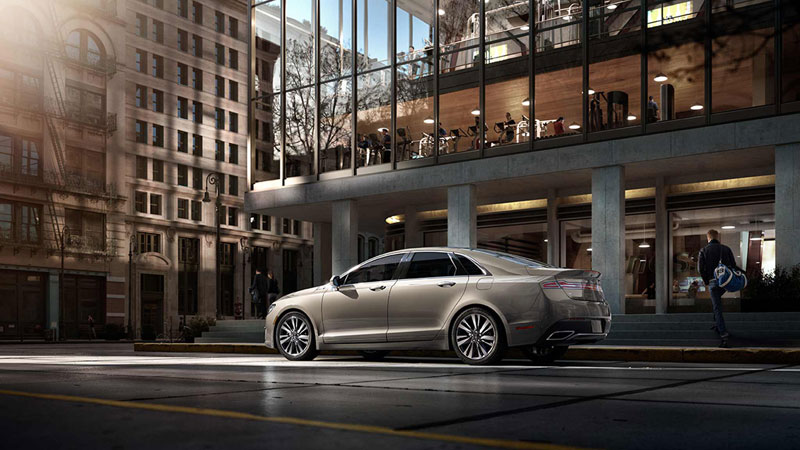 Lincoln Mkz 17 1