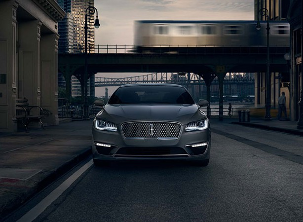 Lincoln Mkz 17 2