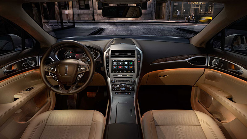 Lincoln Mkz 17 4