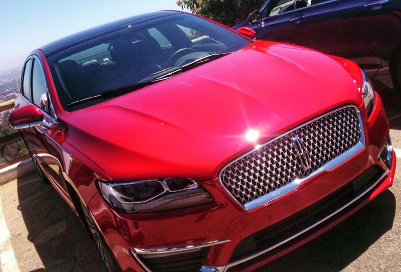 Lincoln Mkz 17 7