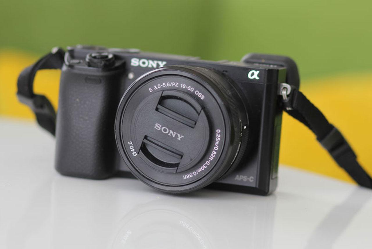 Sony Cameera A6000 1