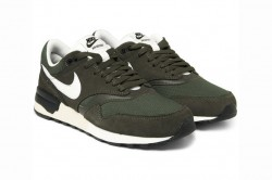Nike Air Odyssey Leather Mesh Nubuck Sneakers