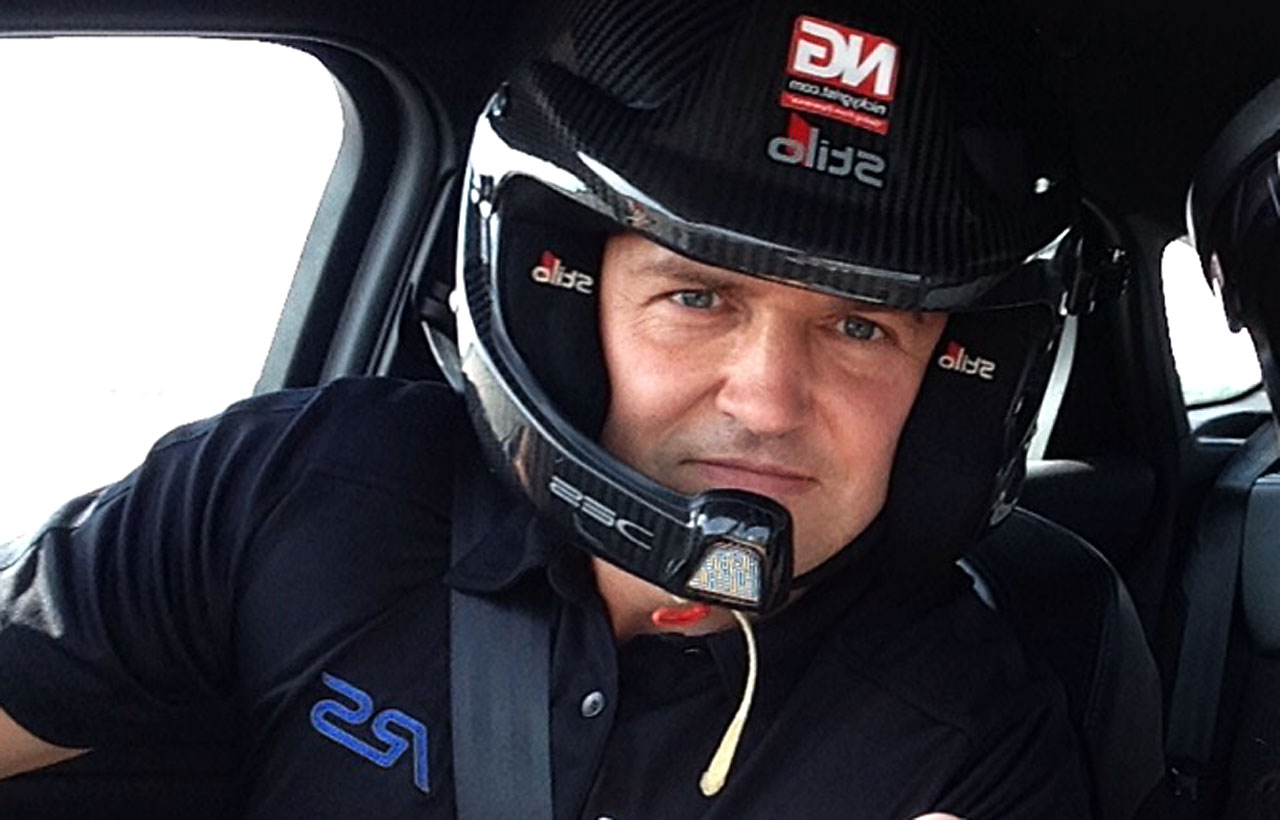 Ben Collins The Stig Top Gear