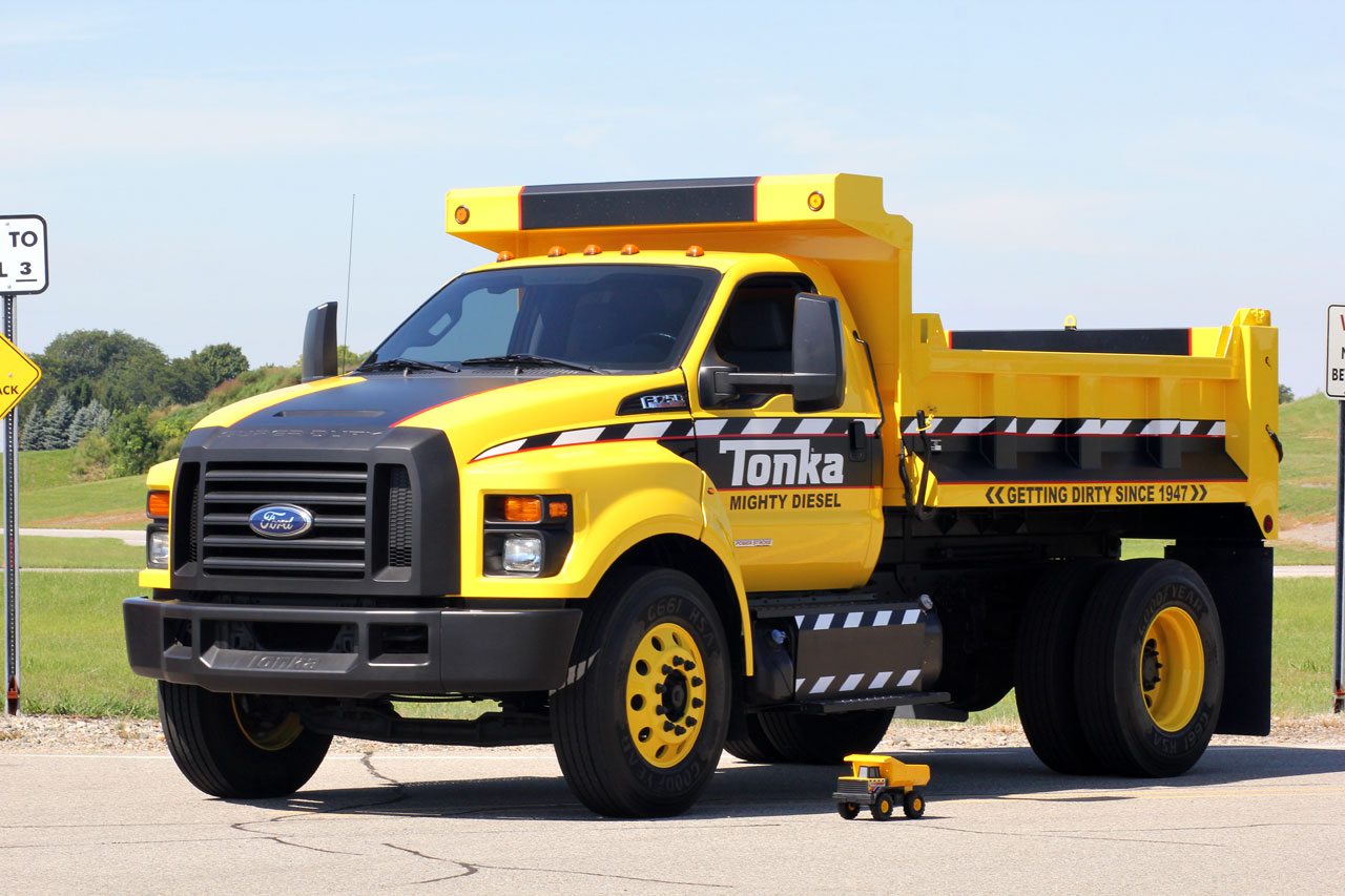 Ford Tonka Truck Ford Trends