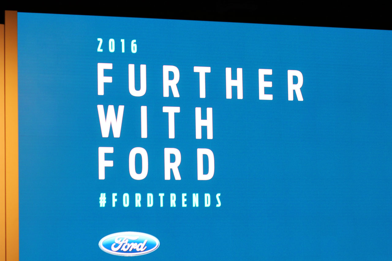 Further With Ford