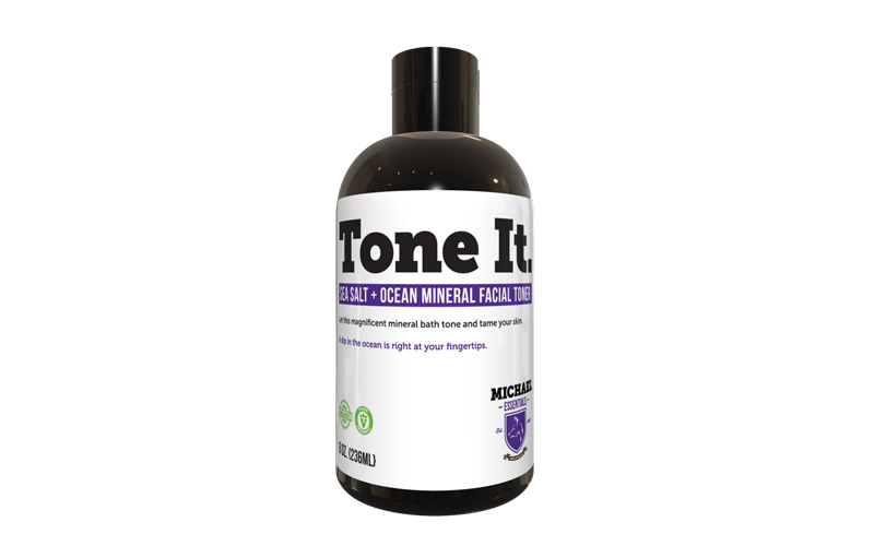 Michael Essentials Grooming Tone It Facial Toner