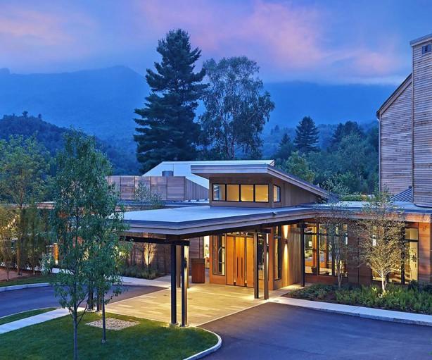 Top Notch Resort Vermont
