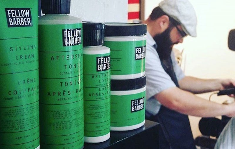 Fellow Barber Barber Products