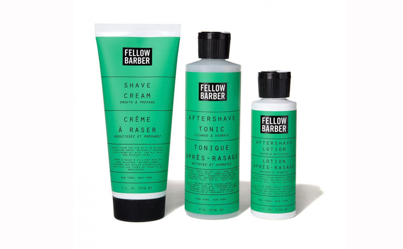 Fellow Barber Shave Cream Tonic Lotion