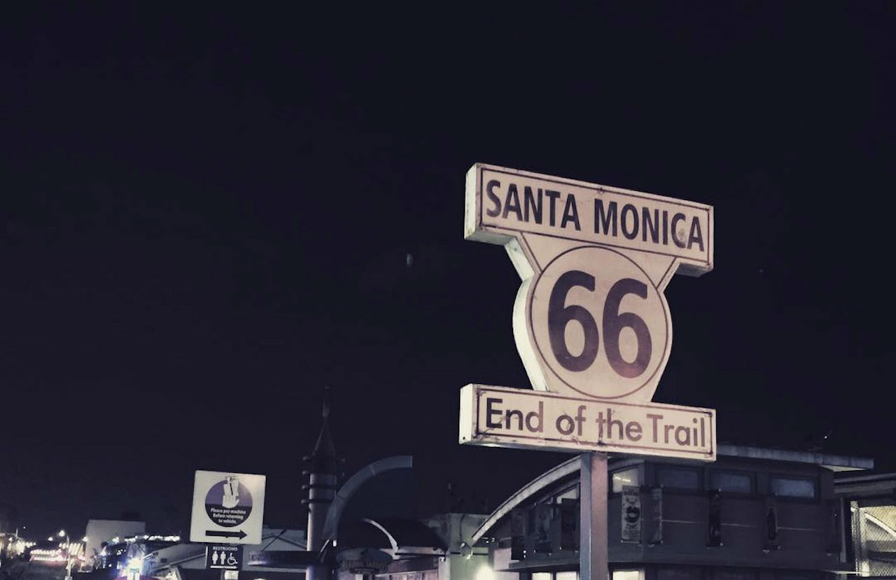 Route 66 End Santa Monica