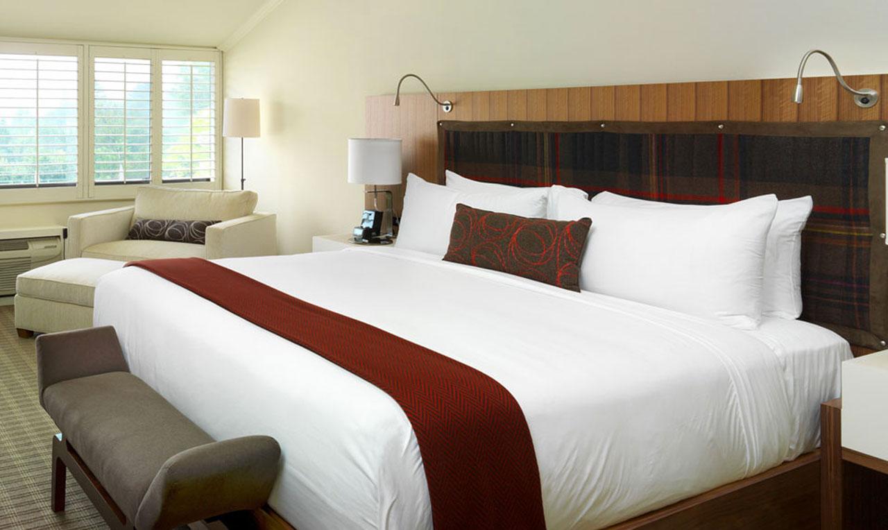 Top Notch Resort Executive King Room