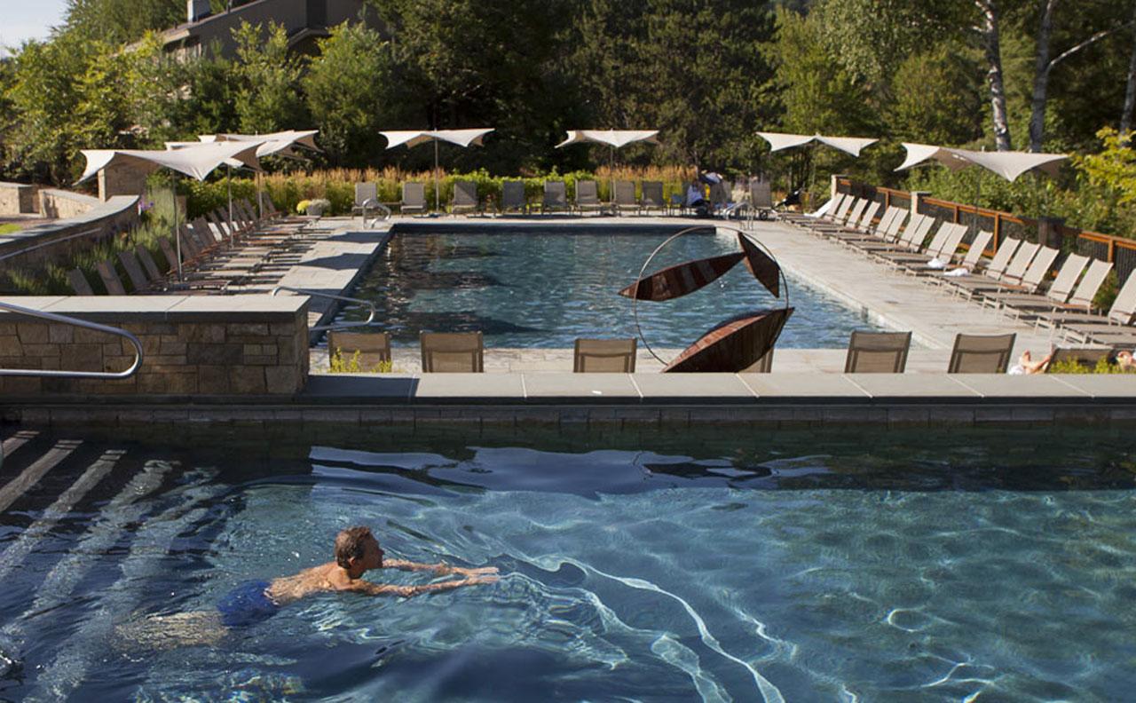 Top Notch Resort Pool