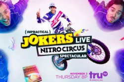 Trutv Impractical Jockers Live Nitro Circus Giveaway