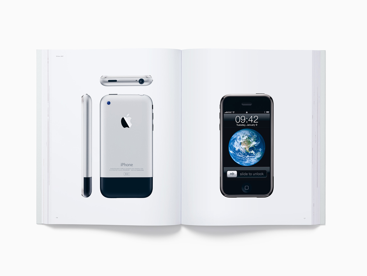 Designed By Apple In California Apple Book 3