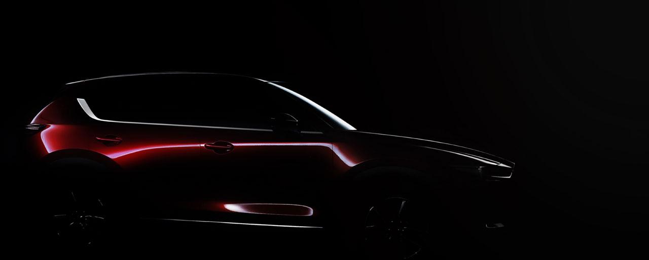 La Auto Show All-New Mazda