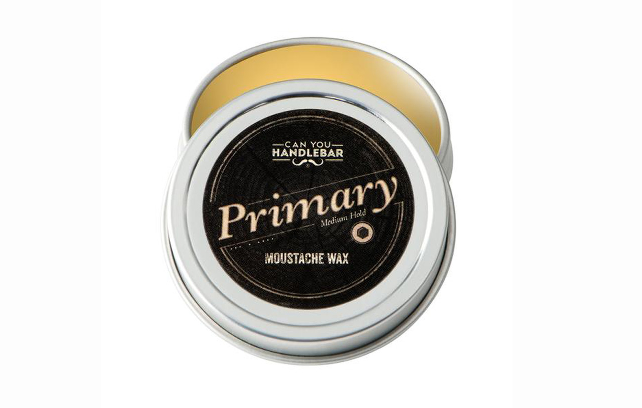 Can You Handlebar Moustache Wax Primary