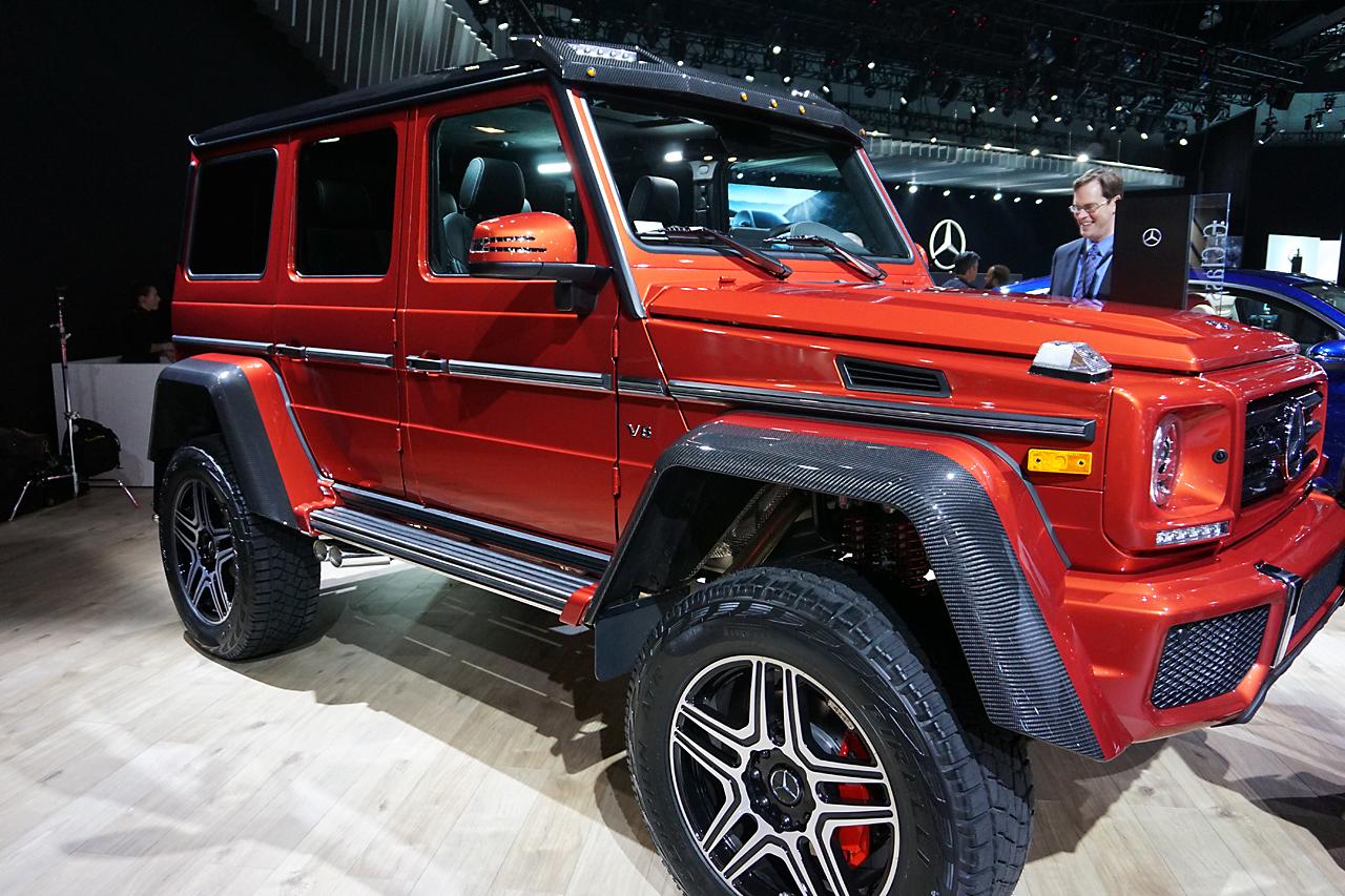 La Auto Show 44