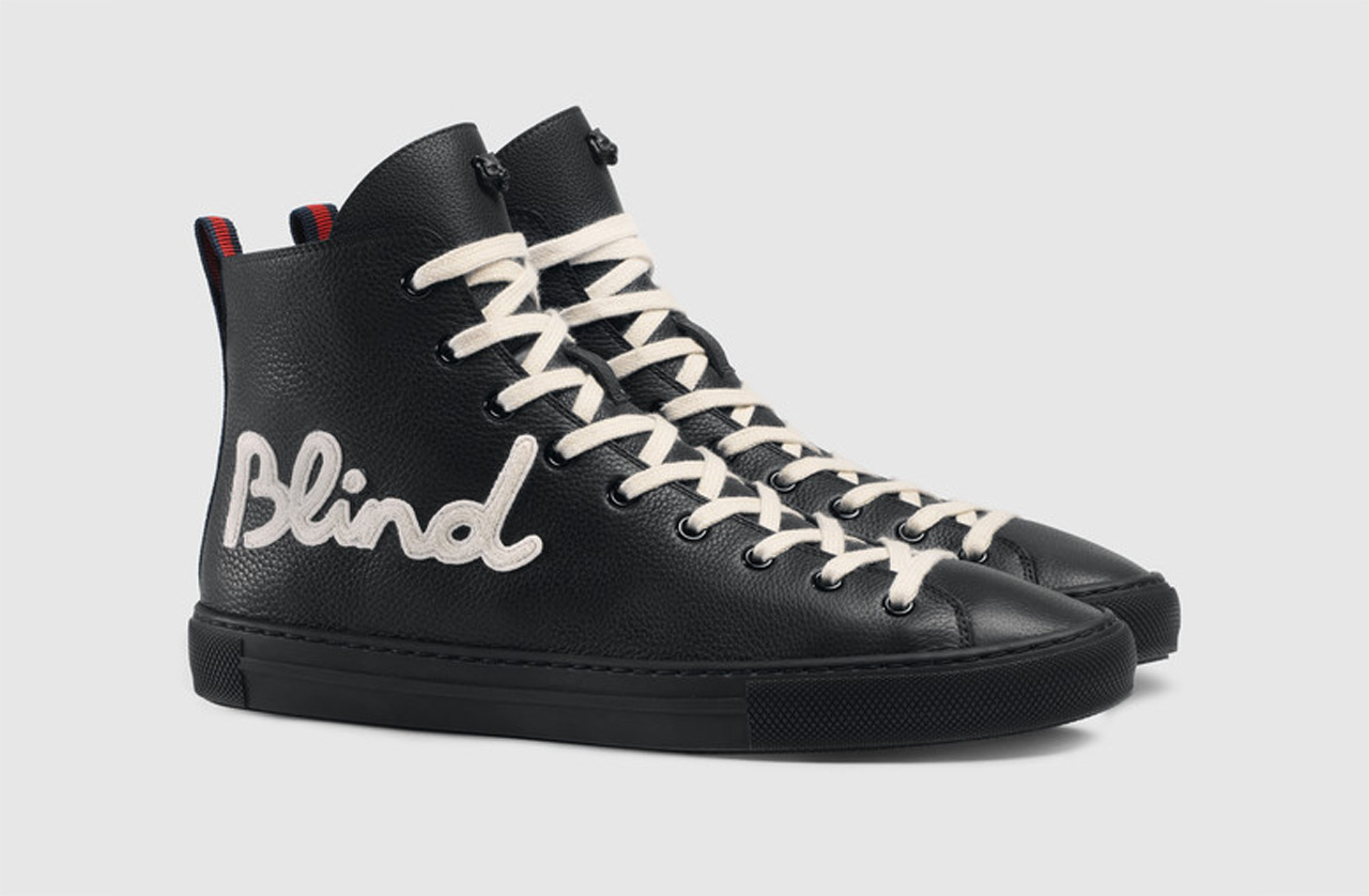Light Blind For Love High Top Sneaker