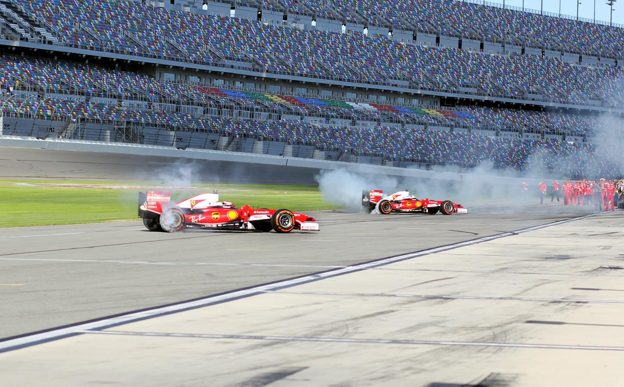 Shell Ferrari Finali Mondiali Daytona 11