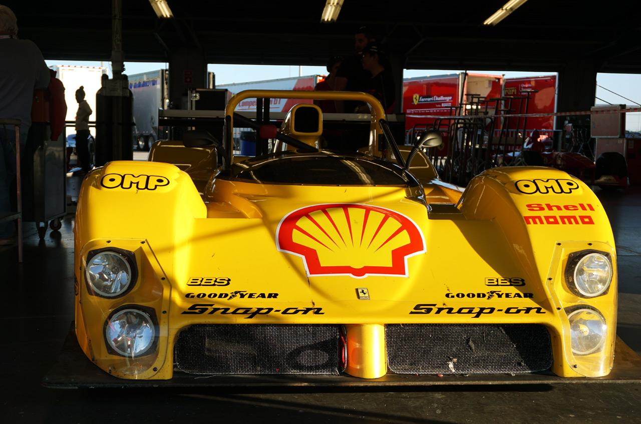 Shell Ferrari Finali Mondiali Daytona 2