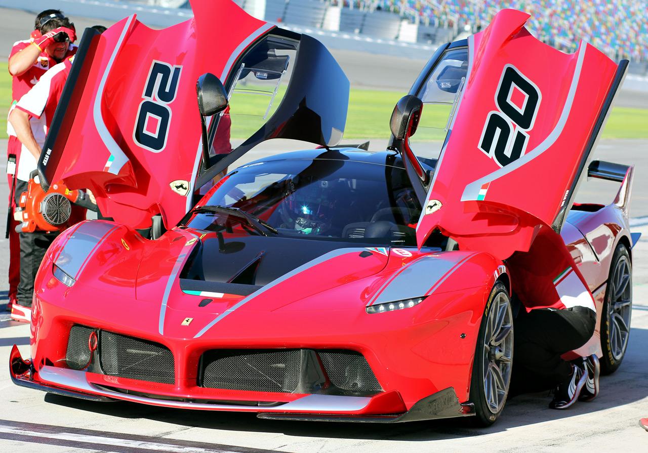 Shell Ferrari Finali Mondiali Daytona 7