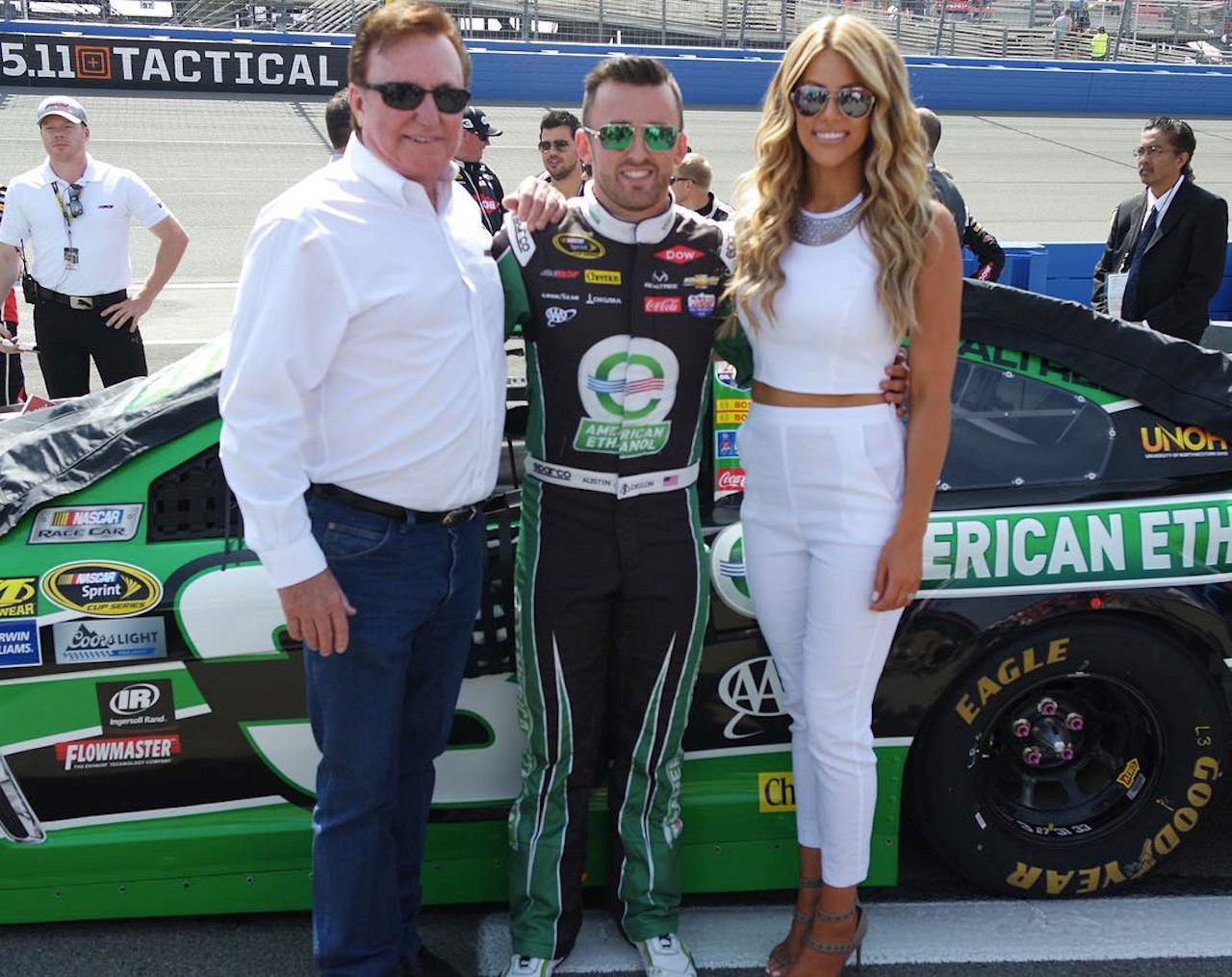 Austin Dillon Richard Childress Nascar