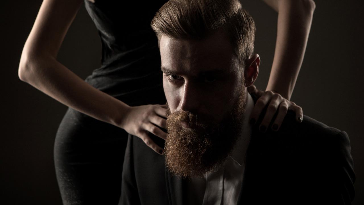 Lovely Beard Women