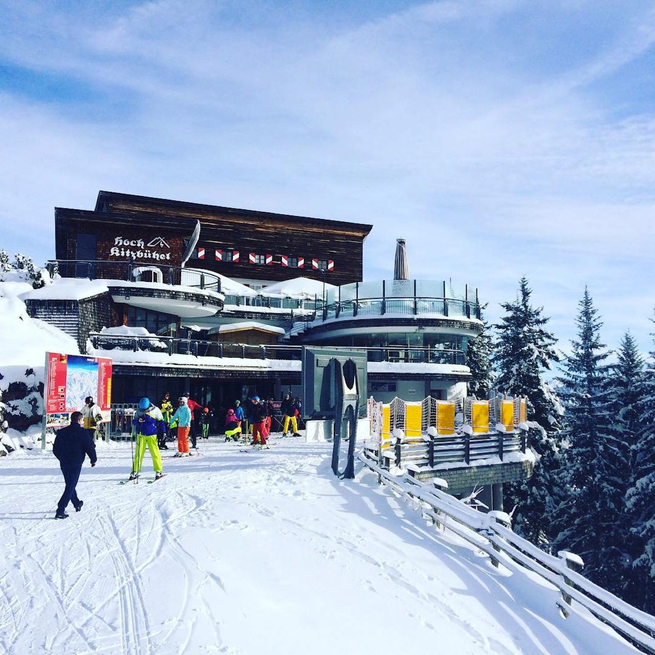 Winter Destinations Kitzbuehel Ski Resort