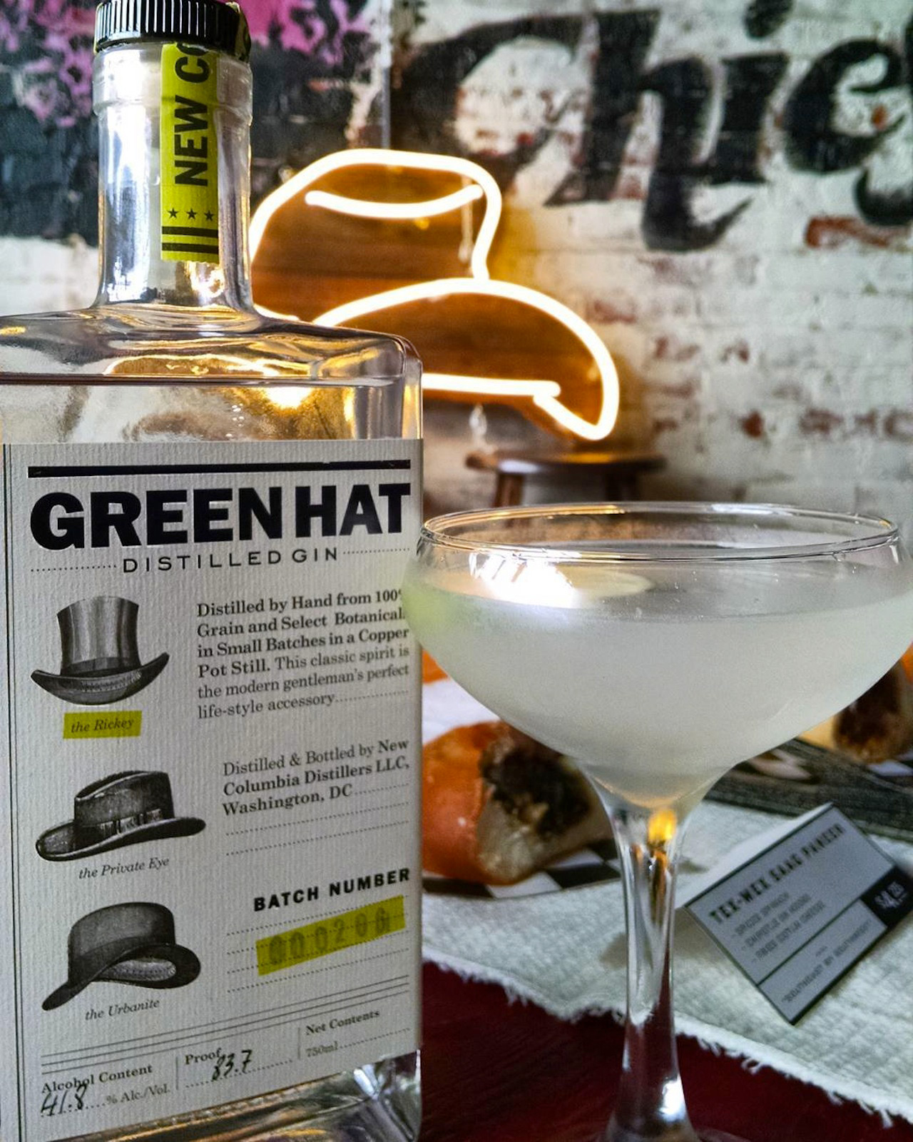 Green Hat Distillery