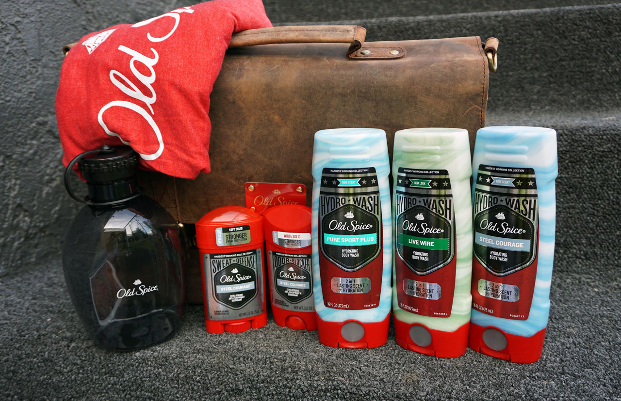 Old Spice Body Wash And Bar 3