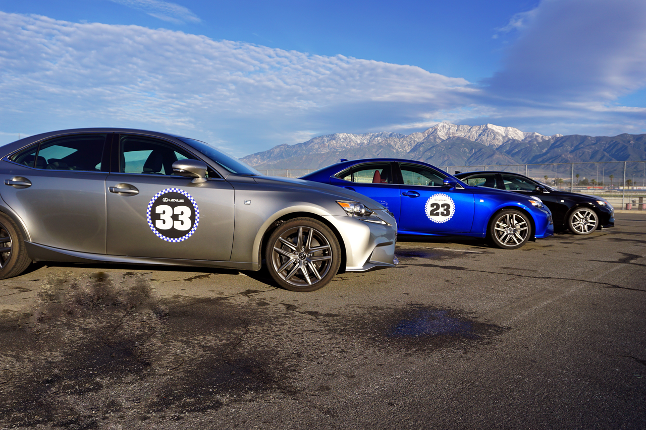 Lexus Performance Driving School 11