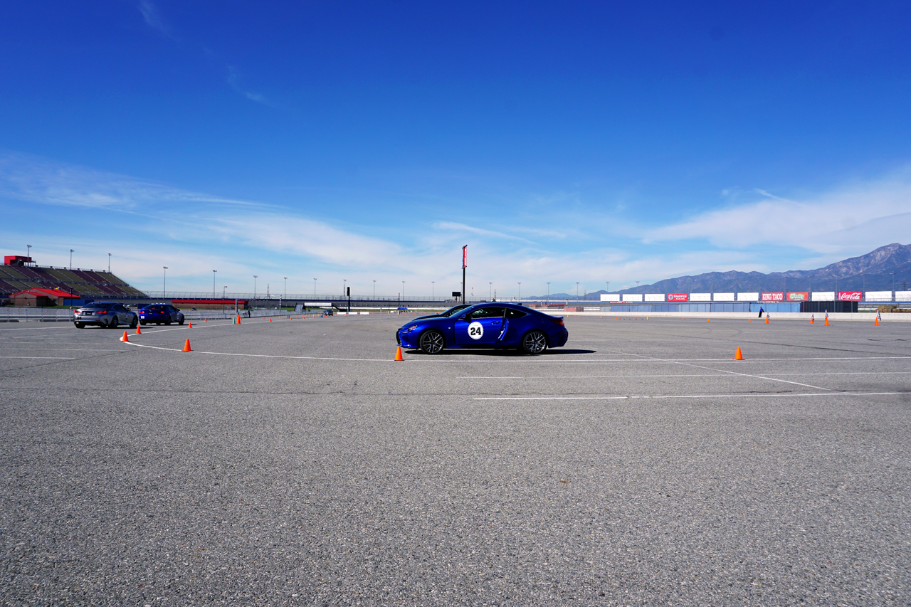 Lexus Performance Driving School 12