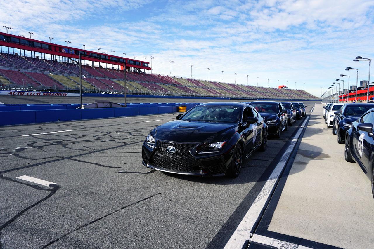 Lexus Performance Driving School 3