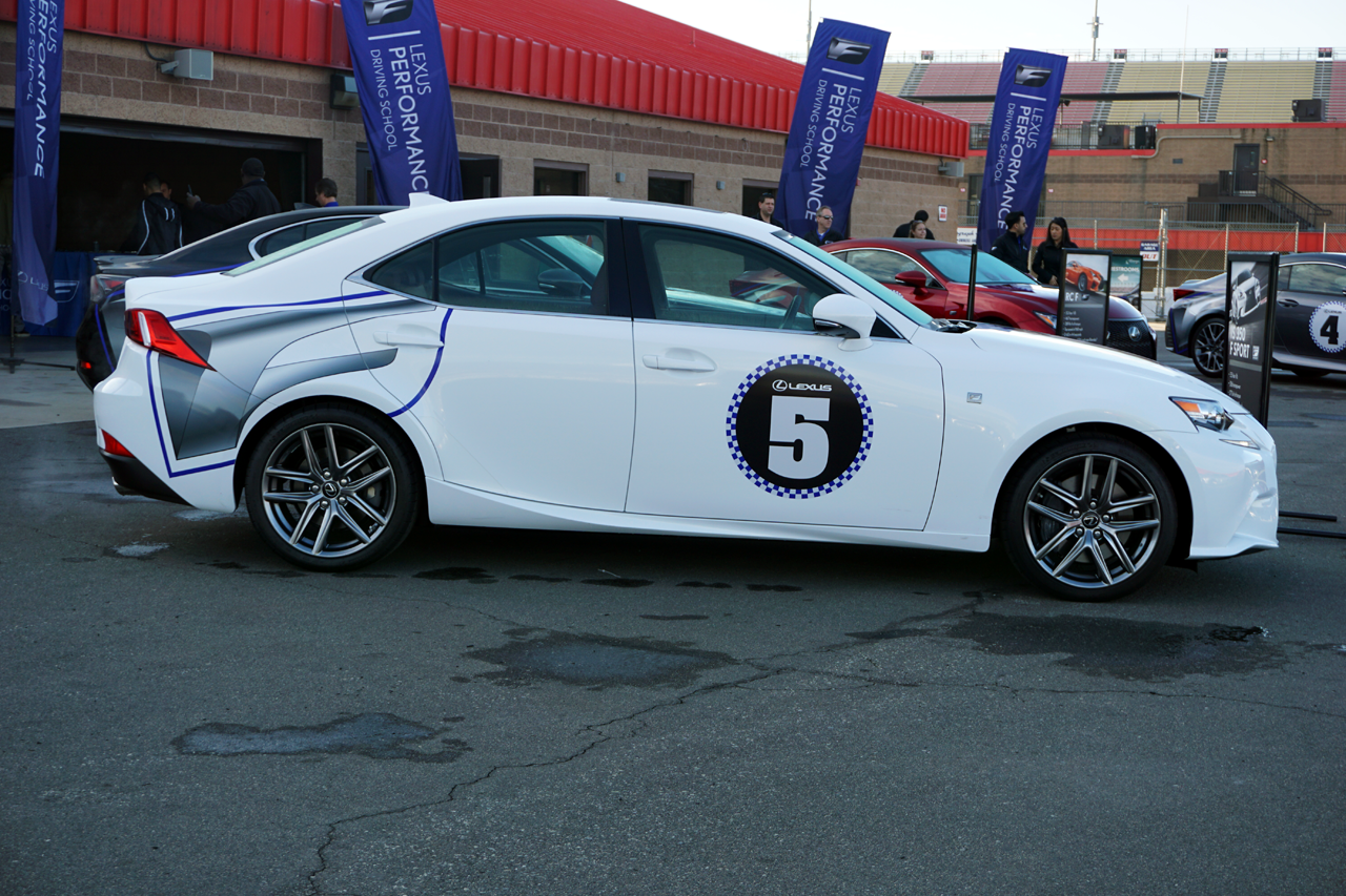 Lexus Performance Driving School 9