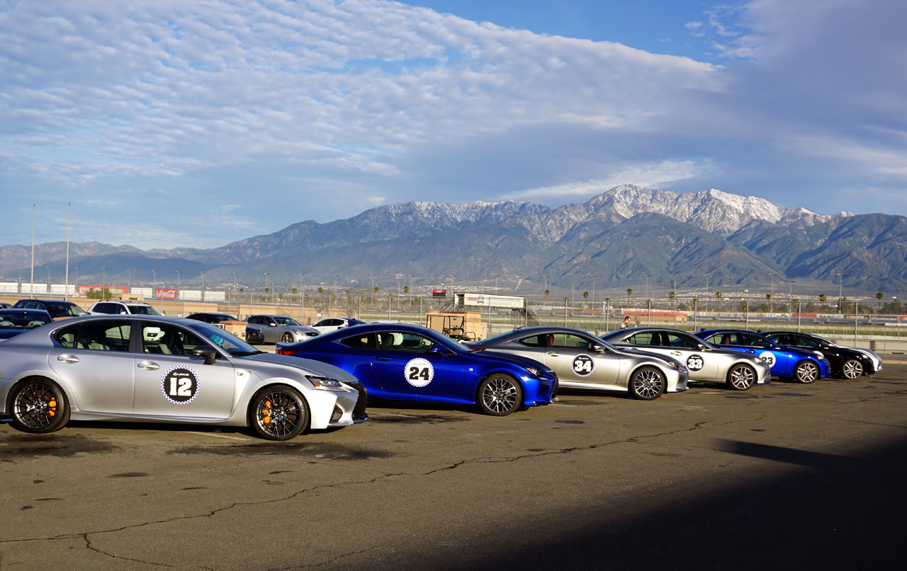 Performance Driving School >> Lexus Performance Driving School