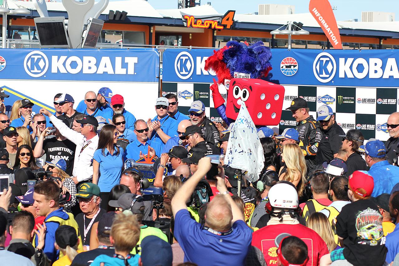 Nascar Las Vegas Race 11