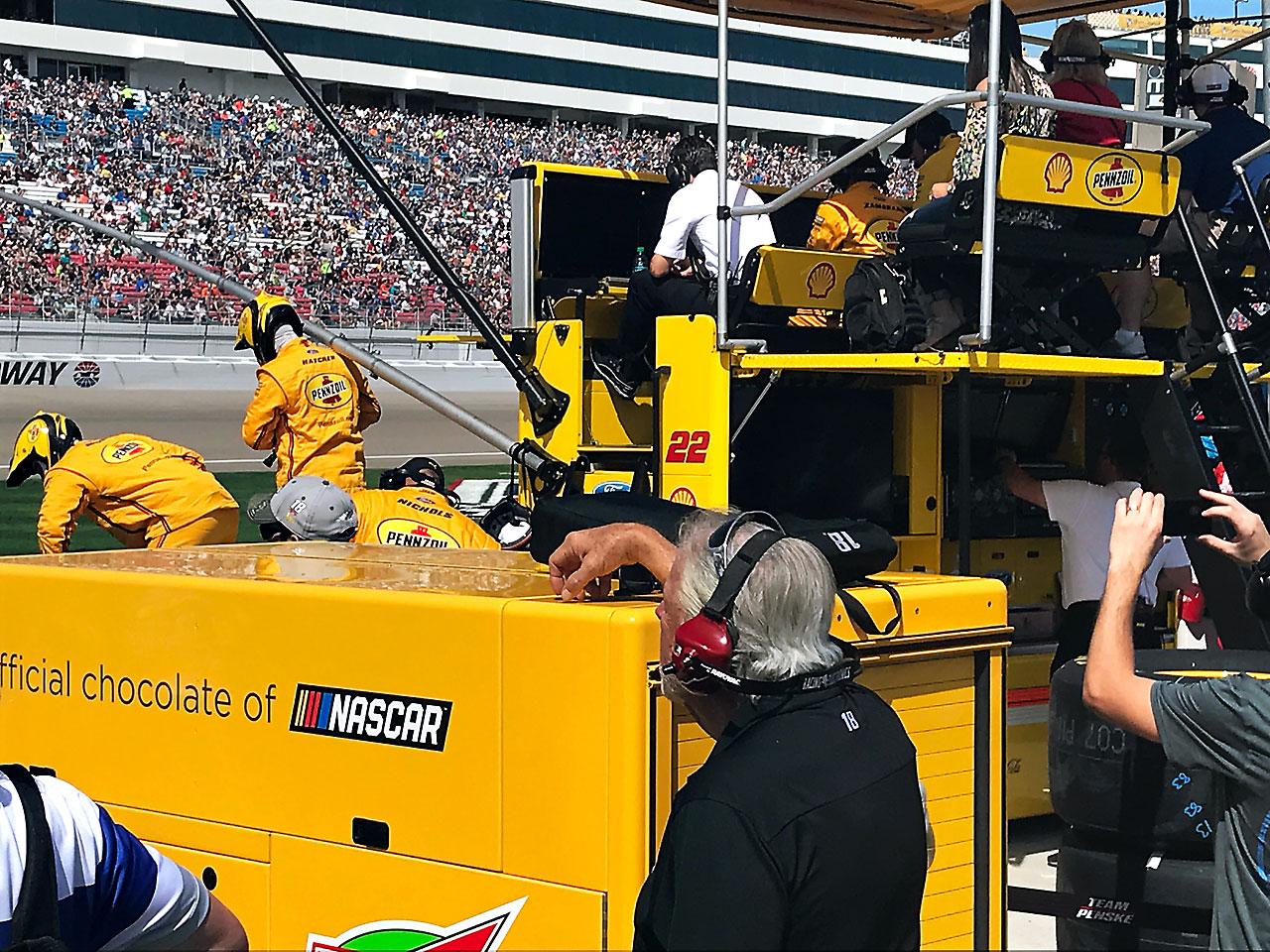 Nascar Las Vegas Race 13